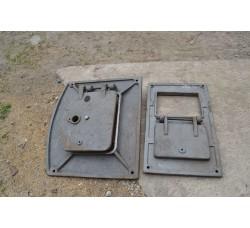 Дверцы котла НИИСТУ-5, фото, цена 0 грн