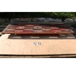 Колосник 800х250, фото, цена 1 790 грн
