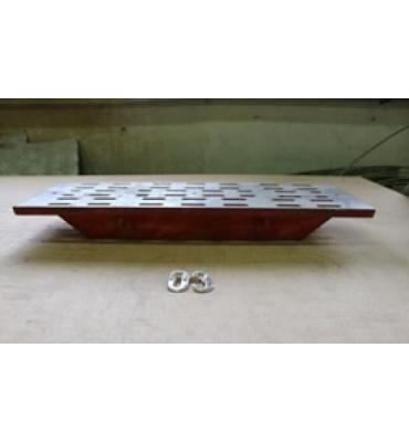 Колосник 610х203, фото, цена 1 385 грн