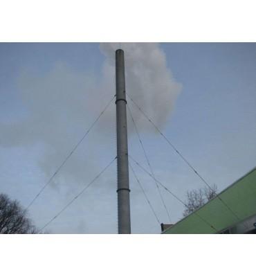 Дымовая труба на растяжках, фото, цена 0 грн